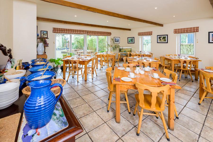 An Capall Dubh dining room