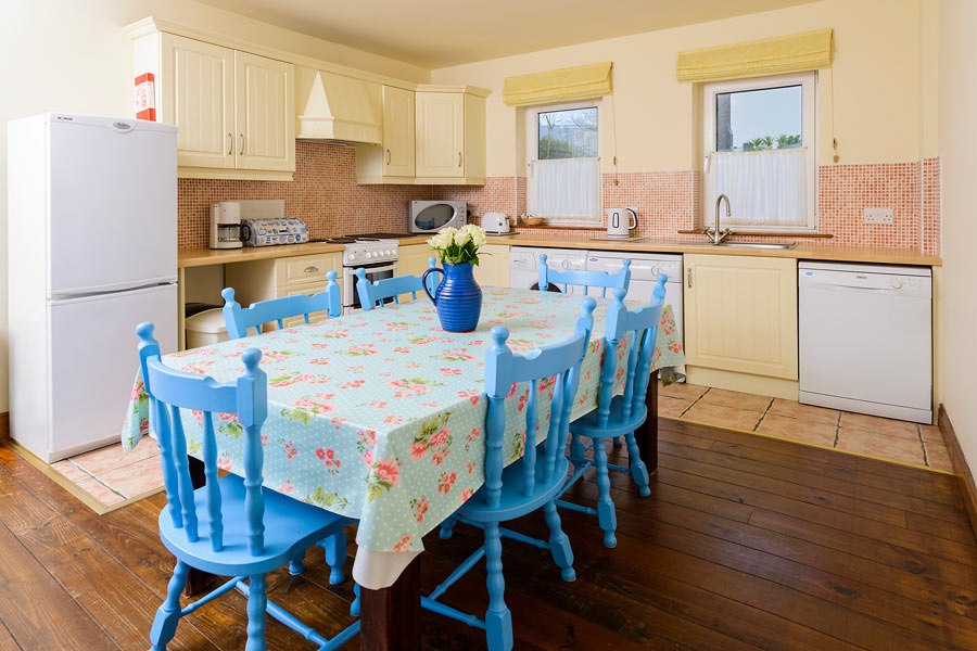 Dingle self-catering kitchen