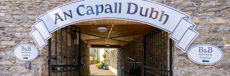 An Capall Dubh entrance