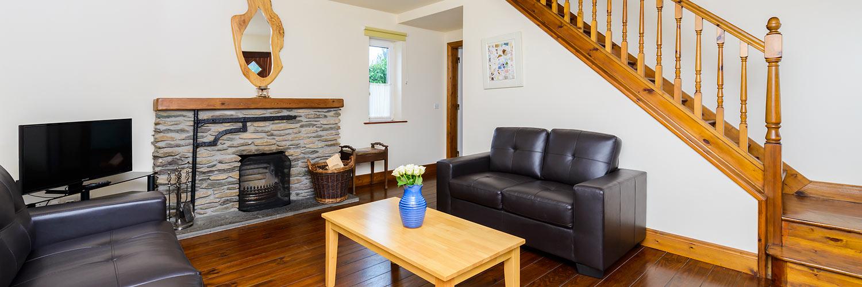 An Capall Dubh living room