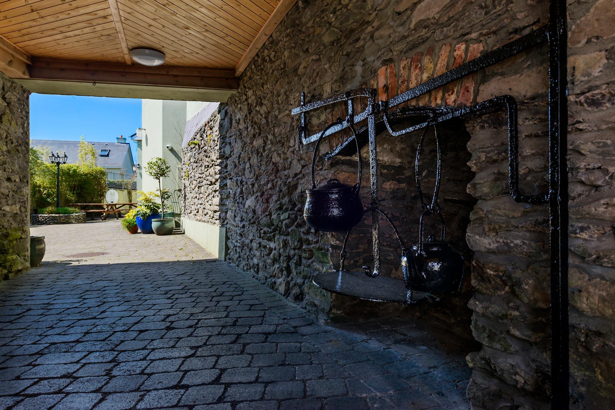 An Capall Dubh Arch Townhouse Dingle