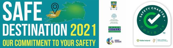 Safe Destination Kerry 2021
